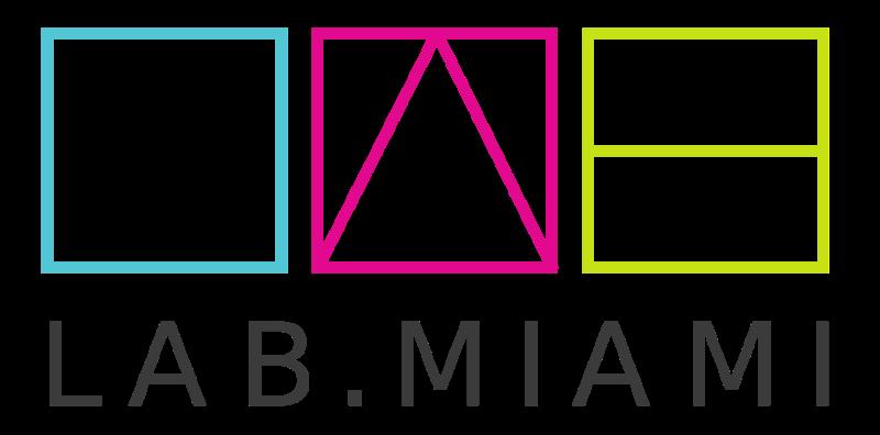 Logo for LAB Miami