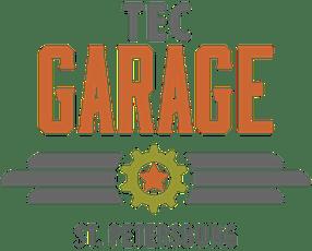 Logo for TEC Garage