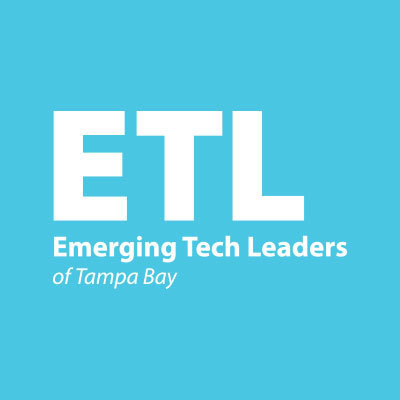 Logo for Emerging Tech Leaders Tampa Bay