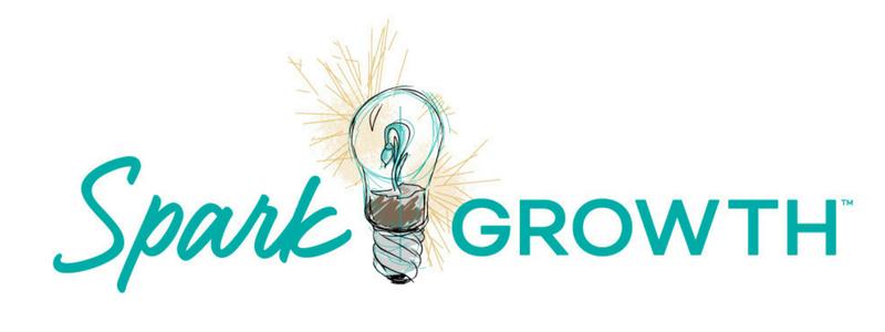 Logo for Spark Growth