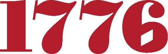 Logo for 1776