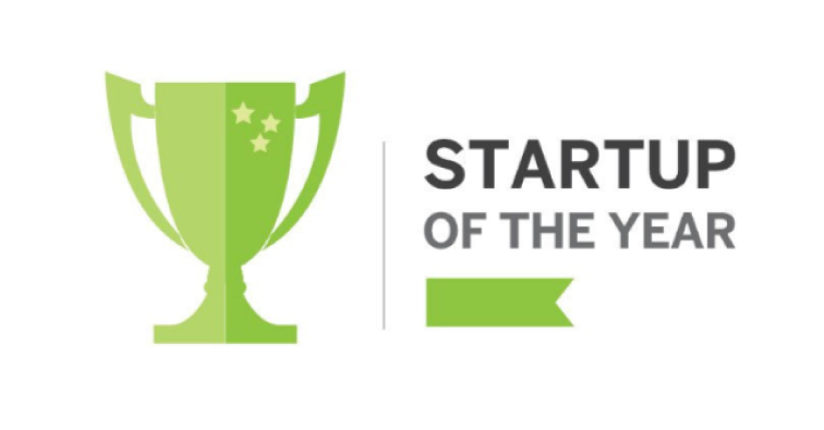 Logo for Startup of the Year