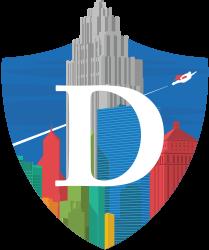 Logo for Hero City