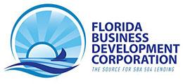 Logo for Florida Business Development Corporation