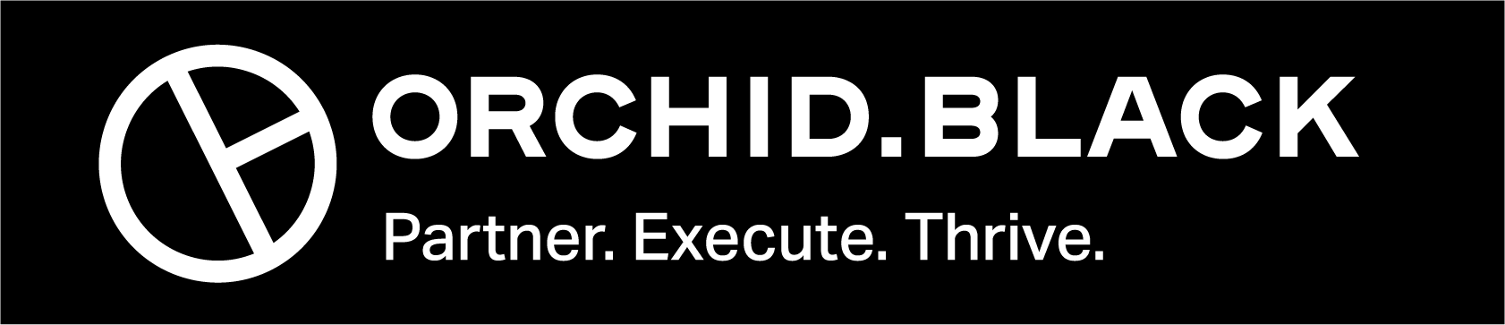 Logo for Orchid Black