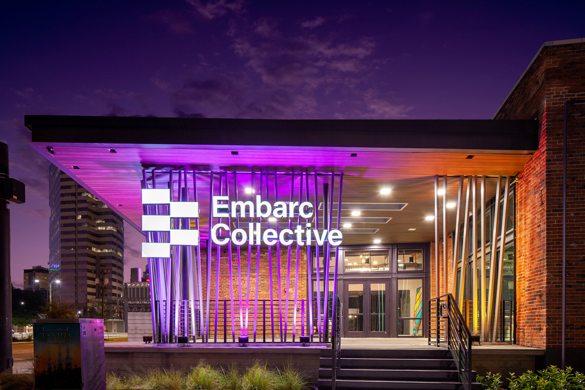 Embarc Collective Front Rendering