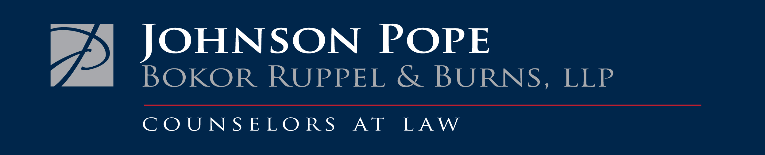 Logo for Johnson Pope