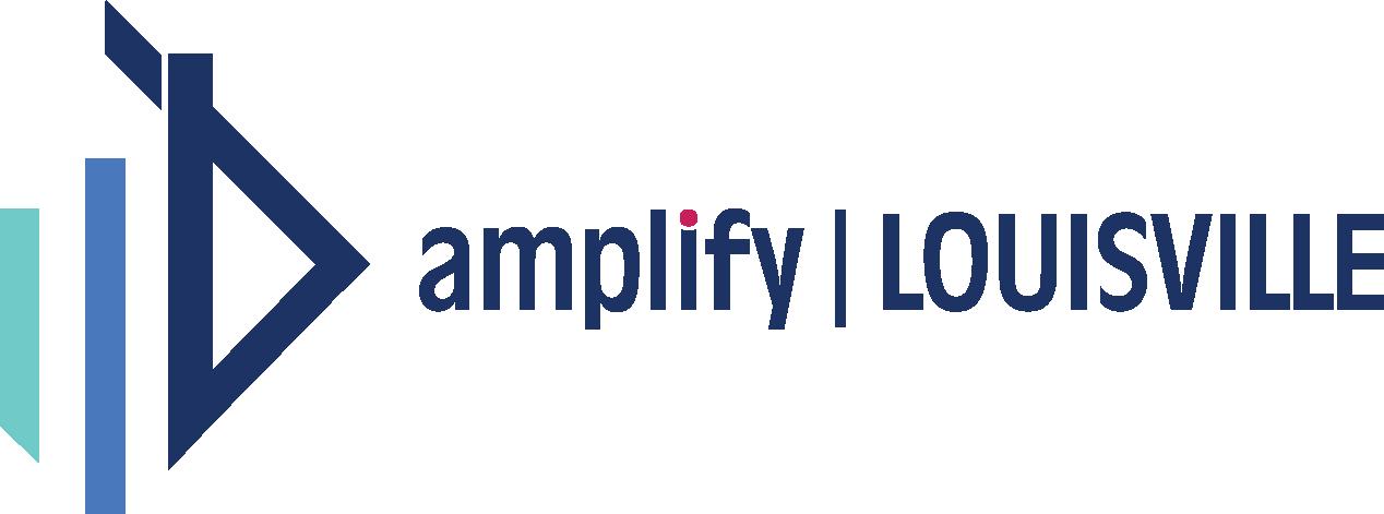 Logo for Amplify Louisville